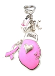 Customized Fight Cancer Awareness Key Chain