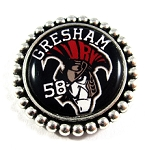 Personalized & Customized Sports Pin