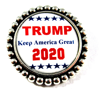 'Keep America Great' 2020 Pin